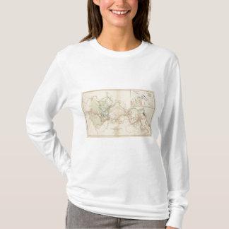 T-shirt Chancellorsville, église de Salem, Fredericksburg