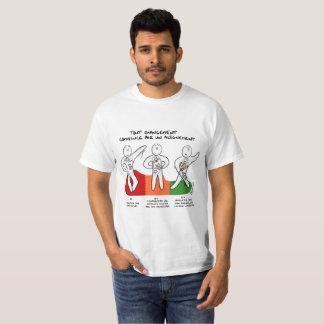 """T-shirt """"Changement commence par Alignement"""""""