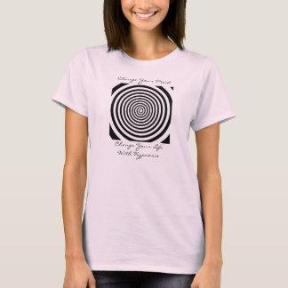 T-shirt Changez d'avis, changez votre vie avec l'hypnose