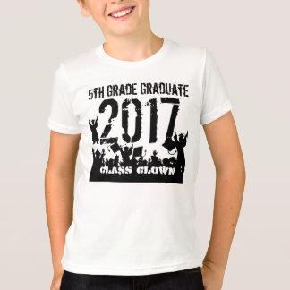 T-shirt Changez l'année en 2019 pour les 2012 5èmes