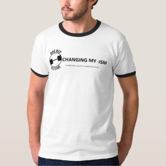T-shirt Changez votre - sonnerie d'ISM