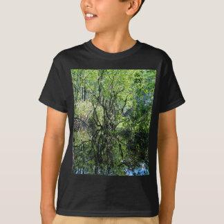 T-shirt Chanson de marais