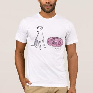 T-shirt Chansons pour un petit stéréo