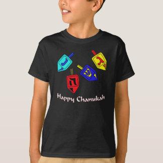 T-shirt Chanukah Dreidels