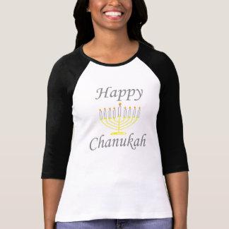 T-shirt Chanukah heureux