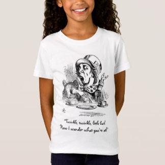 T-Shirt Chapelier fou avec le loir