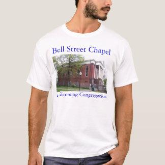 T-shirt Chapelle de rue de Bell - une congrégation
