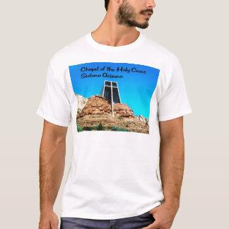 T-shirt Chapelle du Sedona croisé saint Arizona