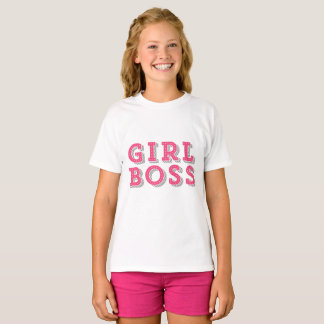 T-shirt Chapiteau de citation de patron de fille de roses