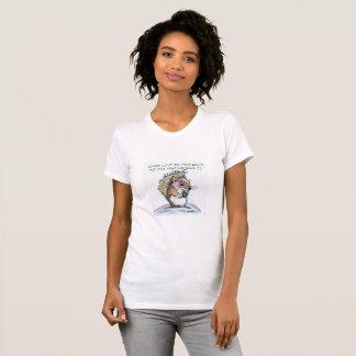 T-shirt Chaque vie est chemise de façon précieuse mignonne