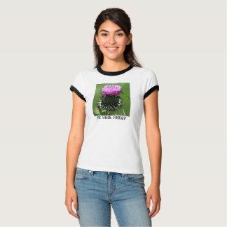 T-shirt Chardon écossais T de Je Suis Prest
