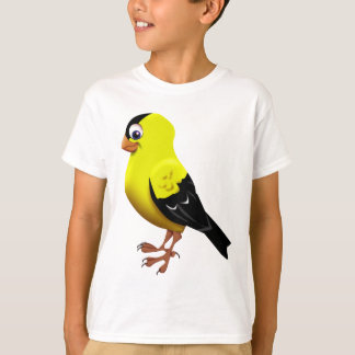 T-shirt Chardonneret américain