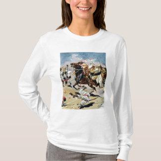T-shirt Charge de 21ème Lancers à Omdurman