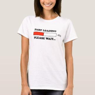 T-shirt Chargement de pet