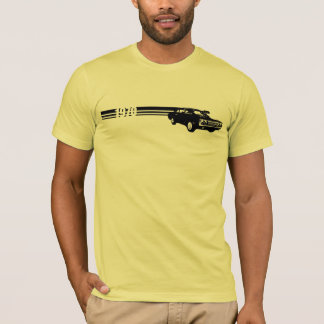 T-shirt chargeur 1970