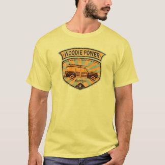 T-shirt Chariot de Woodie