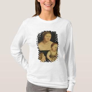 T-shirt Charité ou la famille de l'artiste, c.1528