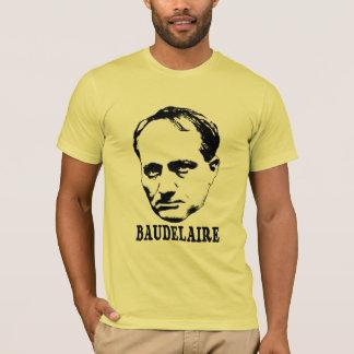 T-shirt Charles Baudelaire