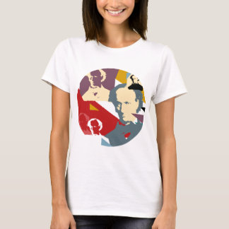 T-shirt Charles Baudelaire