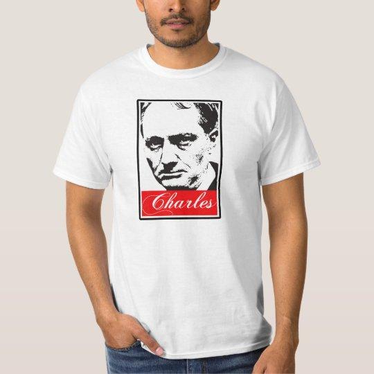 T-shirt Charles (Baudelaire)