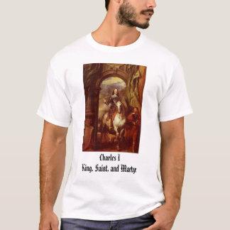 T-shirt Charles I, roi de Charles I, saint, et martyre