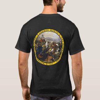 T-shirt Charles Martel dans la chemise de joint de