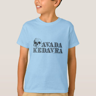 T-shirt Charme | Avada Kedavra de Harry Potter