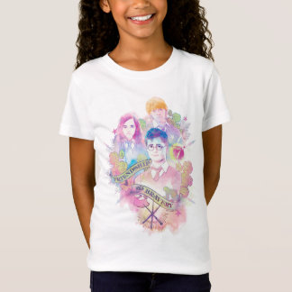 T-Shirt Charme | Harry, Hermione, et Ron Waterc de Harry