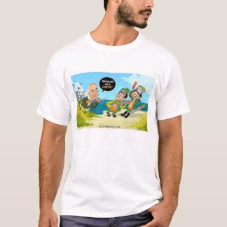T-shirt Chasse avec Dick Cheney