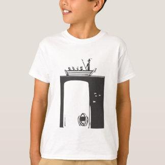 T-shirt Chasse de baleine