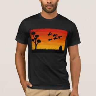 T-shirt Chasse de canard