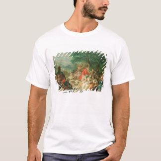T-shirt Chasse de La, XVIIIème siècle