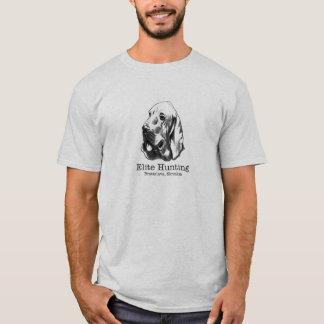 T-shirt Chasse d'élite (type copie et emplacement)
