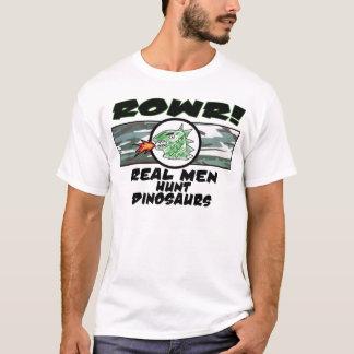 T-shirt Chasseur de dinosaure