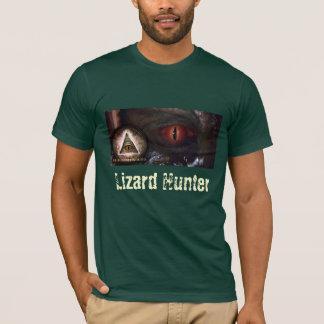 T-shirt Chasseur de lézard d'Illuminati
