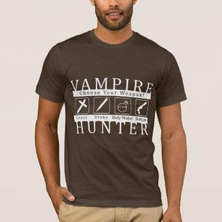 T-shirt Chasseur de vampire