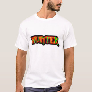 T-shirt Chasseur de wow