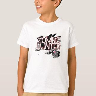 T-shirt Chasseur de zombi - modes augmentées de réalité