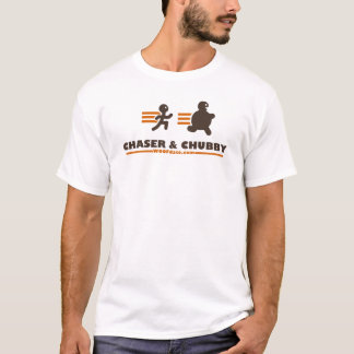 T-shirt Chasseur et potelé