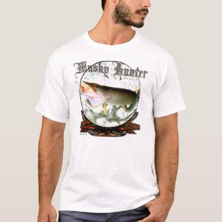 T-shirt Chasseur musqué