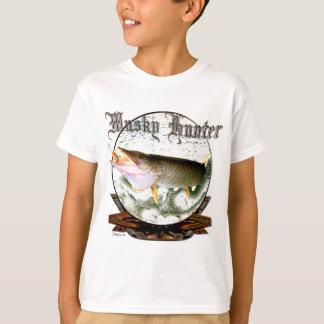 T-shirt Chasseur musqué 1