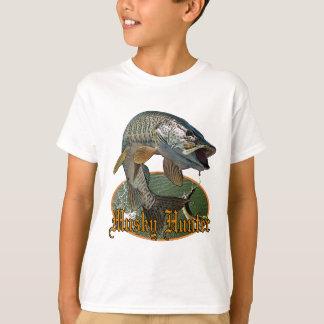 T-shirt Chasseur musqué 9