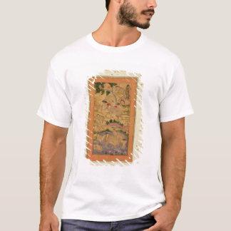 T-shirt Chasseurs capturant des éléphants, du grand Clive