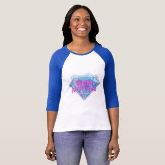 T-shirt Chasseurs de la gemme de la fée de frange