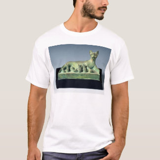 T-shirt Chat avec ses chatons