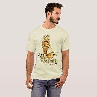 T-shirt Chat Carpe Carpio !