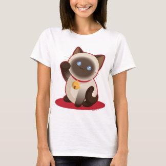 T-shirt Chat chanceux