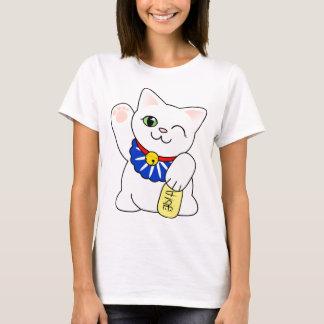 T-shirt Chat chanceux de Maneki Neko