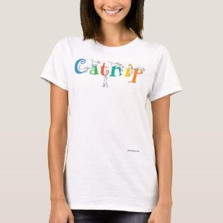 T-shirt chat-chemise