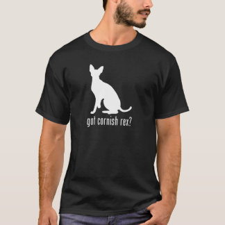 T-shirt Chat cornouaillais de Rex